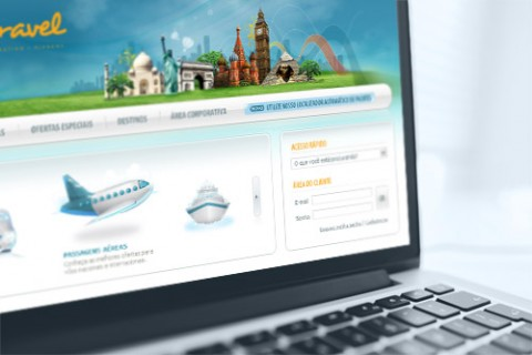 Web Design Tim Travel